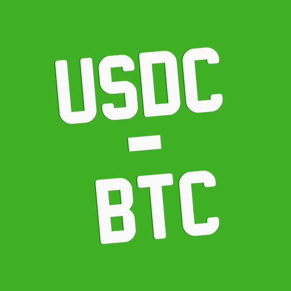 【Green Exchange】Sell USD coin USDC - Buy Bitcoin BTC CryptoCurrency (Instant Crypto Currency ...